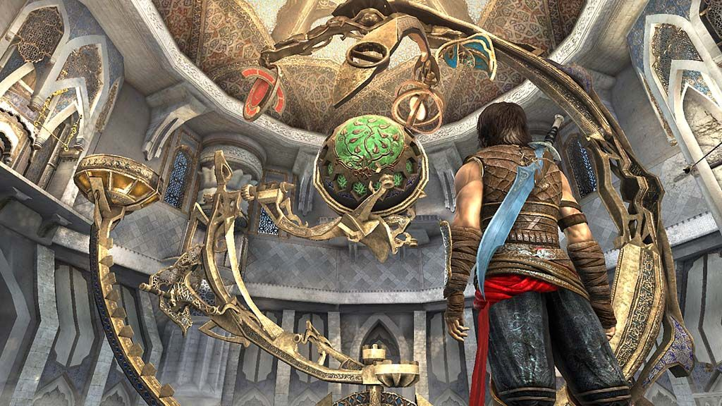 ����� ������: ������� ����� / Prince of Persia: The Forgotten Sands (2010) PC | RePack