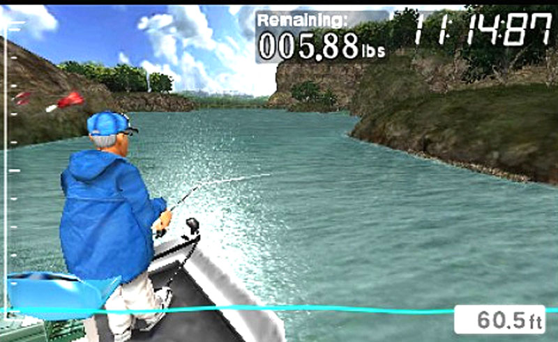 Angler´s Club: Ultimate Bass Fishing 3D