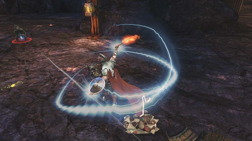 Dungeon Siege 3: Treasures of the Sun